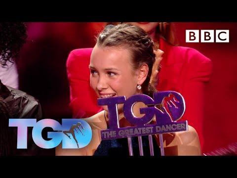 WINNER REVEALED: Ellie crowned The Greatest Dancer! - The Greatest Dancer Final | LIVE