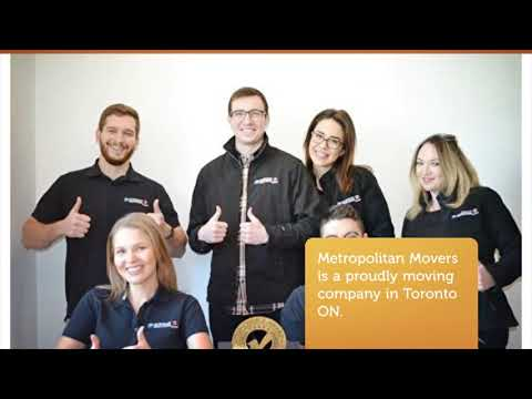 Metropolitan Movers Toronto ON : Moving Company