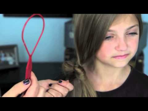 ponytail-bow-easy-hairstyles-cute-girls-hairstyles