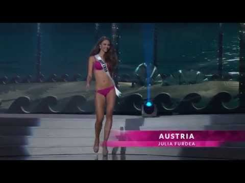 2014 Miss Universe Preliminary Competition