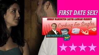 Funny Dating Show - Sex On The First Date   Cooking For Singles [Ep3]