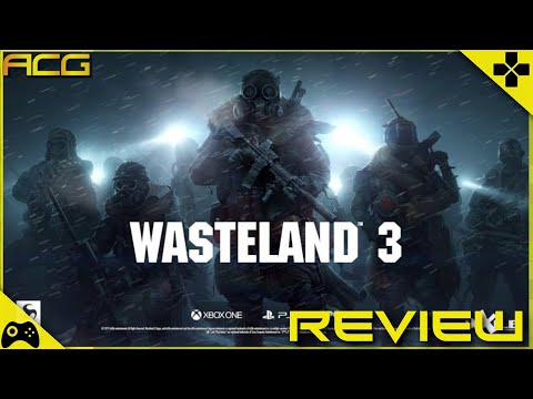 "Wasteland 3 Review ""Buy, Wait for Sale, Never Touch?"""