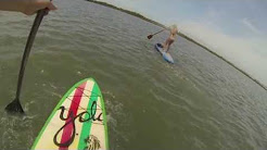 Paddle Boarding in St. Augustine FL