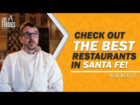 Los Foodies De Santa Fe: Interview Joseph Wrede Joseph's Restaurant