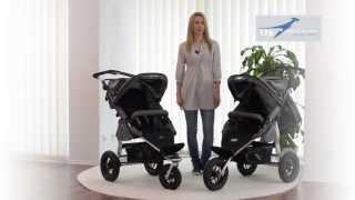 TFK Joggster - hier sind die Kleinen schon sportlich unterwegs | babyzeiten.de
