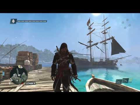 Assassin's Creed 4 Black Flag - solo - Walkthrough - français - Episode 44 - Gameplay FR - PS4