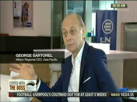 George Sartorel, our CEO, on Channel News Asia, on the future for talents in Asia.