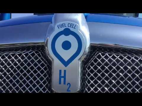 Reveal: Toyota 'Project Portal' Heavy-Duty Hydrogen Fuel Cell Truck Launch
