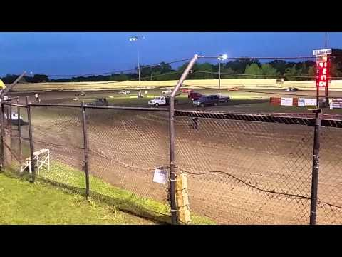 Creek County Speedway March 22, 2015
