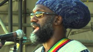 Corey Harris & The Rasta Blues Experience Live at The All Good Festival.Aug. 2012 Part 1