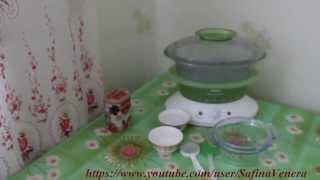 Как приготовить рисовую кашу для первого прикорма ребенка 6,5 - 7 месяцев