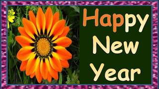 Happy new year message wishes Greetings card whatsapp status update