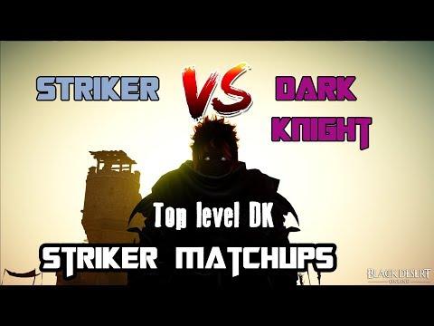 Black Desert Online: STRIKER Vs DK 2 (Top DK)