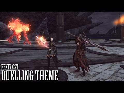 FFXIV OST Duelling Theme / Palace of the Dead