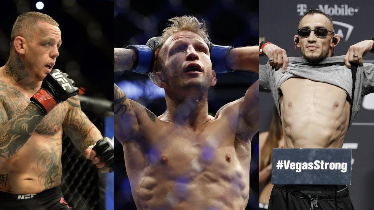 Боец UFC отстранен на 2 года, боец UFC завершил карьеру, Тони Фергюсон прошел обследование