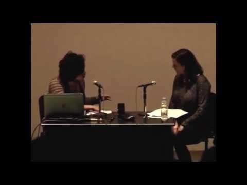 A Conversation between Mirna Bamieh and Rachel Dedman at Beirut Art Center, 4/2/2015