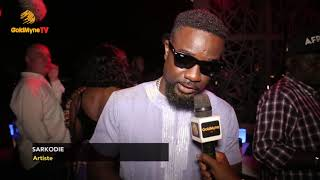 2FACE, SARKODIE, SEYI SHAY ATTEND 5TH AFRIMA CALENDER UNVEIL COCKTAIL AND AFTER PARTY IN GHANA