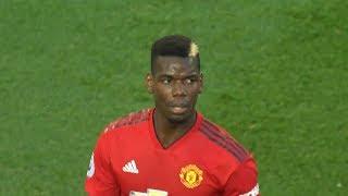 Paul Pogba vs NUFC (H) 18/19