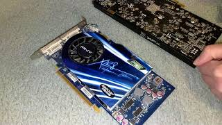Mom Replaces a Graphics Card