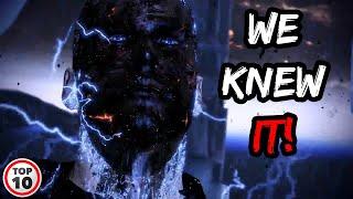 Top 10 Biggest Video Game Secrets Hidden In Plain Sight