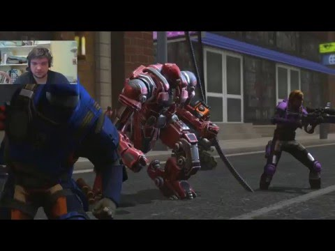XCOM enemy Within part 11: covert operation