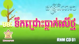 RHM, Khmer Music, Love Music, Popular Music [TERK JROUS THLEAK LER THMOR]
