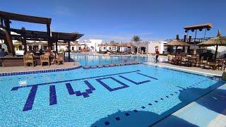 Обзор отеля Tivoli Hotel Aqua Park 4 Египет Шарм эль Шейх ЗИМА 1 02 2020