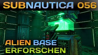 🌊 SUBNAUTICA [056] [Alien Base erforschen] Let's Play Gameplay Deutsch German thumbnail