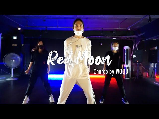 EZDANCE I 잠실점 I 이지댄스 I KARD(카드) - Red Moon I CHOREOGRAPHY I Choreo by WOOD