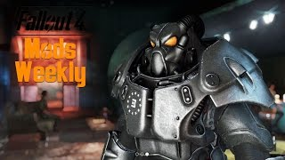 Fallout 4 Mods Weekly - Week 28 (PC/Xbox One)
