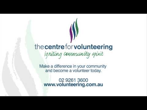NSW Centre for Volunteering   Regional Radio Advertisement 30sec