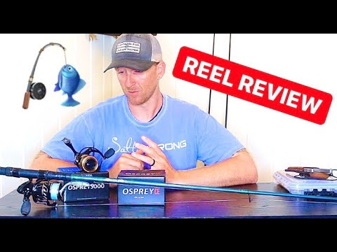 Florida Fishing Products Reel Review