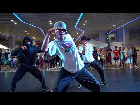 ICONIQUE DANCE CAMP 2018 I QUICK STYLE