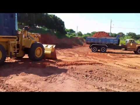 Parte 1 - Serviços em propriedade com erosão e terraplanagem