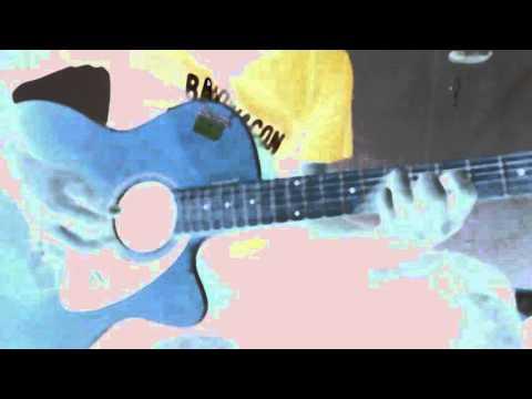 Guitar dheere dheere guitar tabs : Dheere Dheere Se Meri Zindagi Guitar Chords Lesson / Tutorial ...