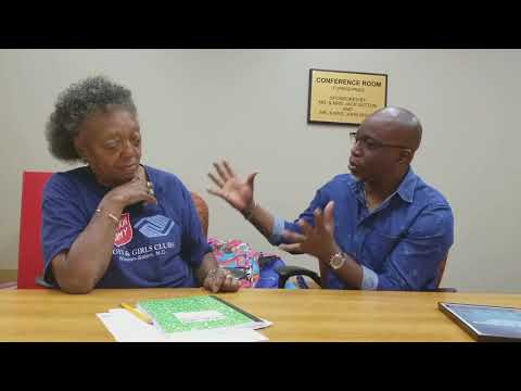 "Busta Brown interviews Faye ""Mama J"" Little for The Chronicle"