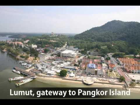 Lumut, gateway to Pangkor
