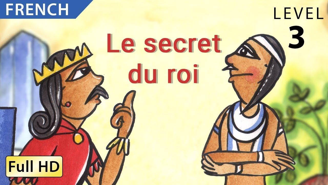 La Rivière Et La Montagne Apprendre Le Français Avec Sous Titres Histoire Pour Enfants Et Adultes Youtube