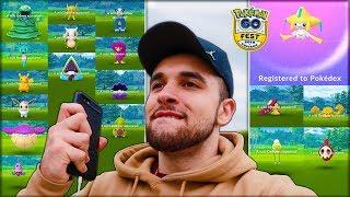 THE NEW BEST DAY OF MY POKÉMON GO CAREER! (Pokémon GO Fest 2019)