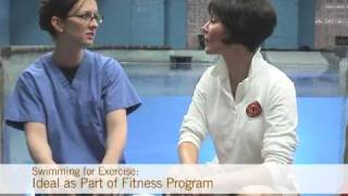 """Dog Exercise With Super Fit Fido Club """"swimming Fitness Program"""""""