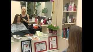 ОМБРЕ, Брондирование волос