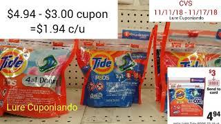 CVS... Plan de ofertas / Super Super OFERTAS!!! ➡ 11/11/18 - 11/17/18