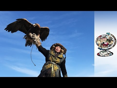 The Last Eagle Hunters of Mongolia
