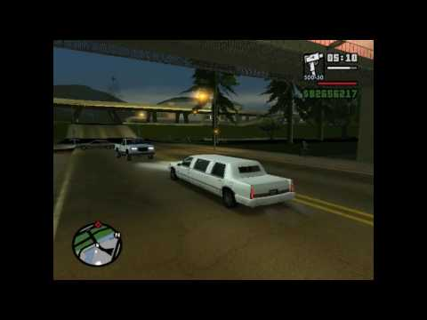 GTA SA - Mike Toreno Mission Problem Fix (BUG FIX)