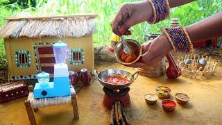 Miniature Punjabi Chicken + Ghee Rice  Punjabi Chicken Recipe - Mini Foodkey