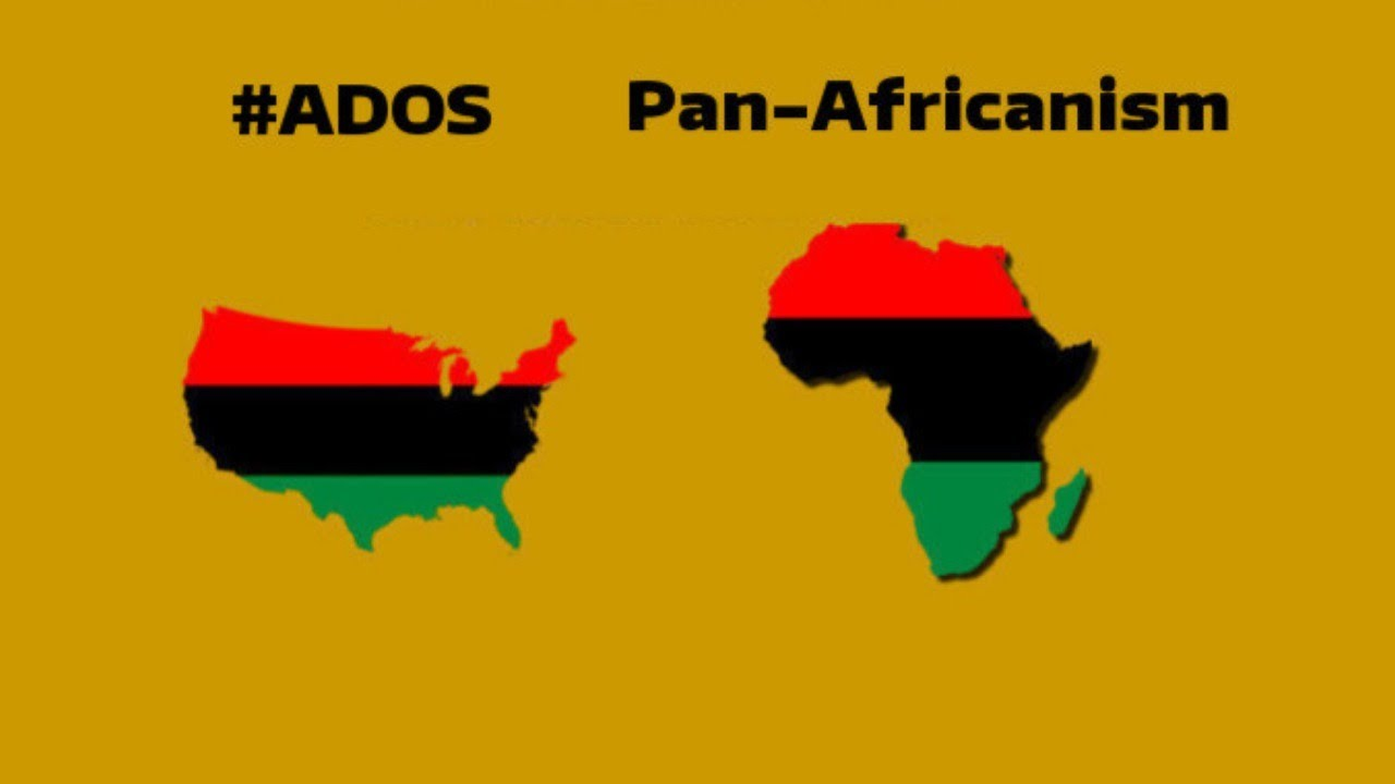 #ADOS Is National (Present) ~ Pan-Africanism Is International (Future)