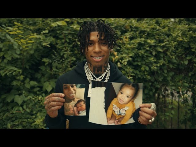 NLE Choppa -  Letter To My Daughter (Official Video)