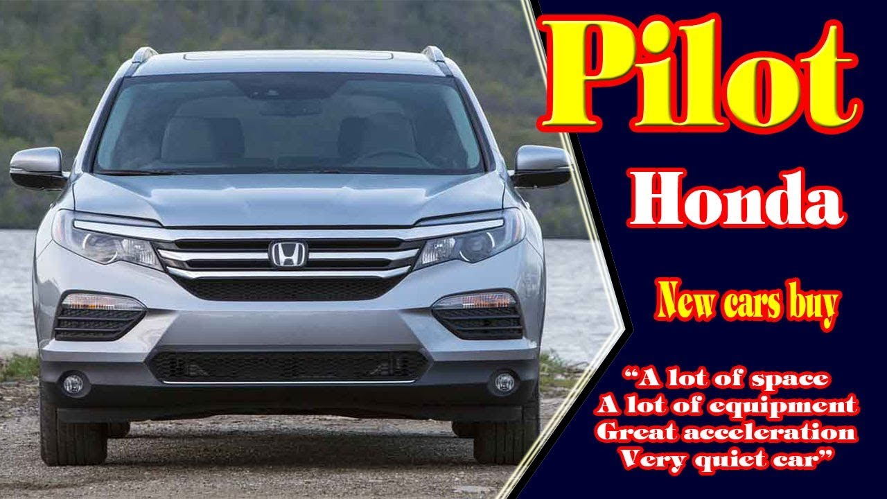 AWD TEST: Honda Pilot 2016 in snow and ice - YouTube
