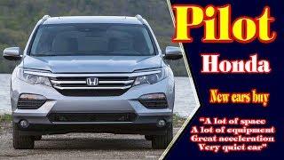 2019 Honda Pilot | 2019 Honda Pilot Spy Photos | 2019 Honda Pilot Redesign | New Cars Buy.