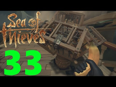 [33] Creating A Modern Art Sculpture! (Sea Of Thieves With Friends)